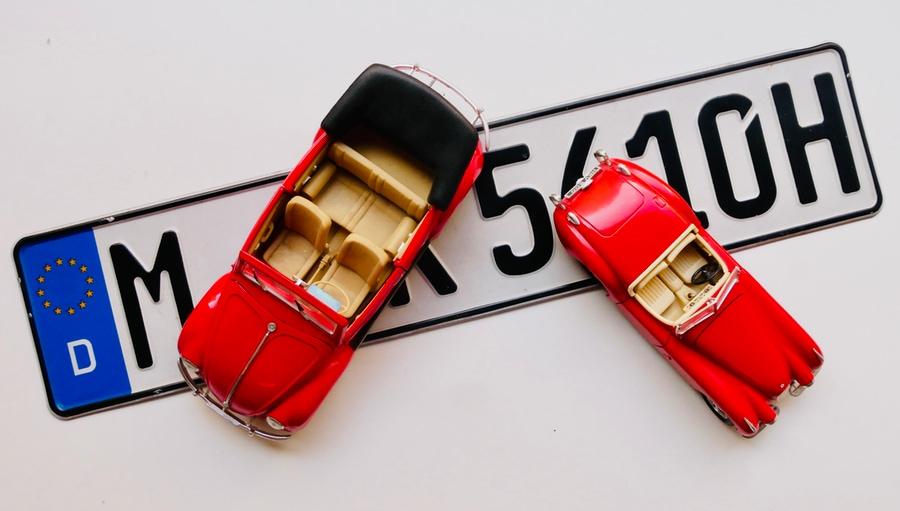 Classic car registration